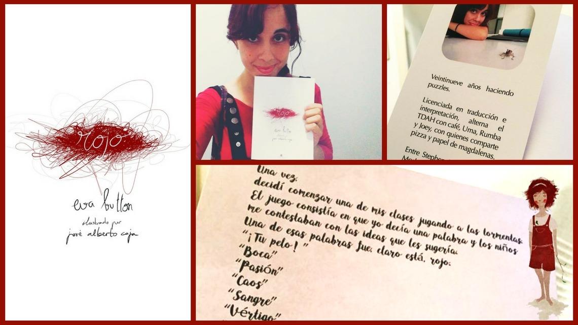 Miss Eva y su libro – rojo- entre los nominados para la cuarta gala de los Premios Círculo Rojo