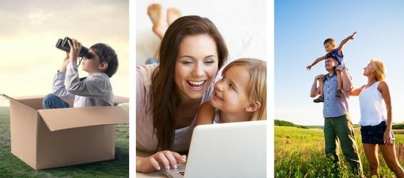 Eduquemos a los niños en la felicidad y no en la perfección
