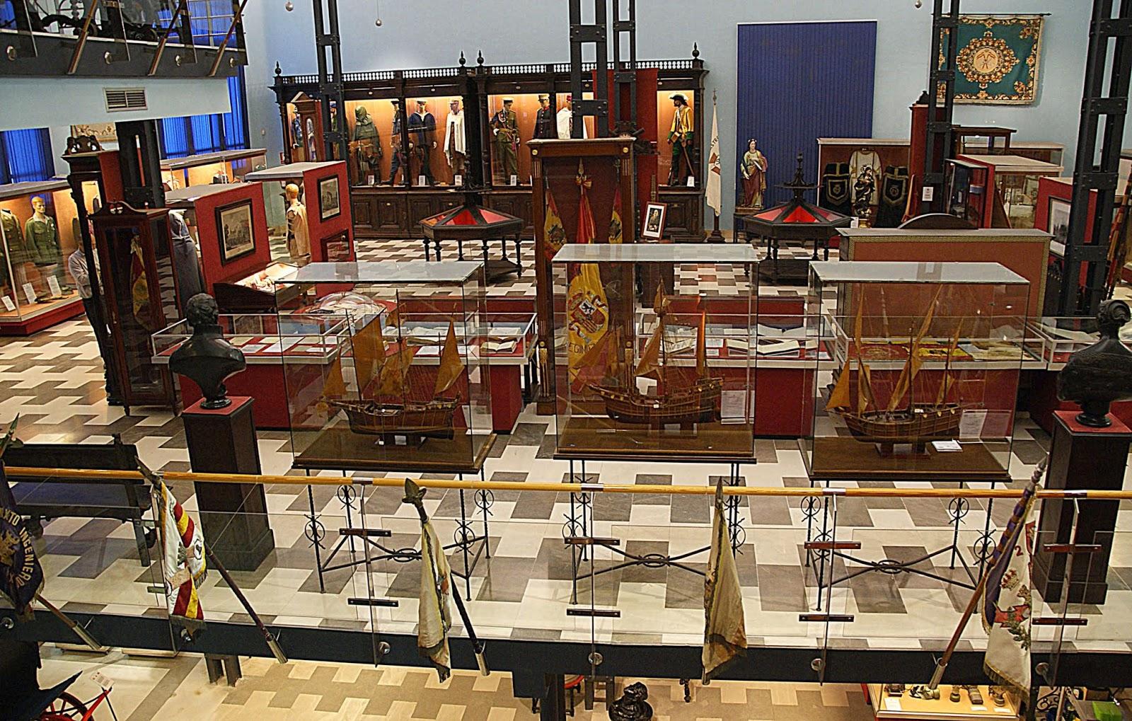 KS4 Visita el Museo Militar de la Plaza de España