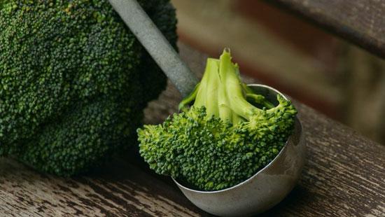 Salsa de brócolis