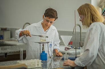 Secondary Science Teacher