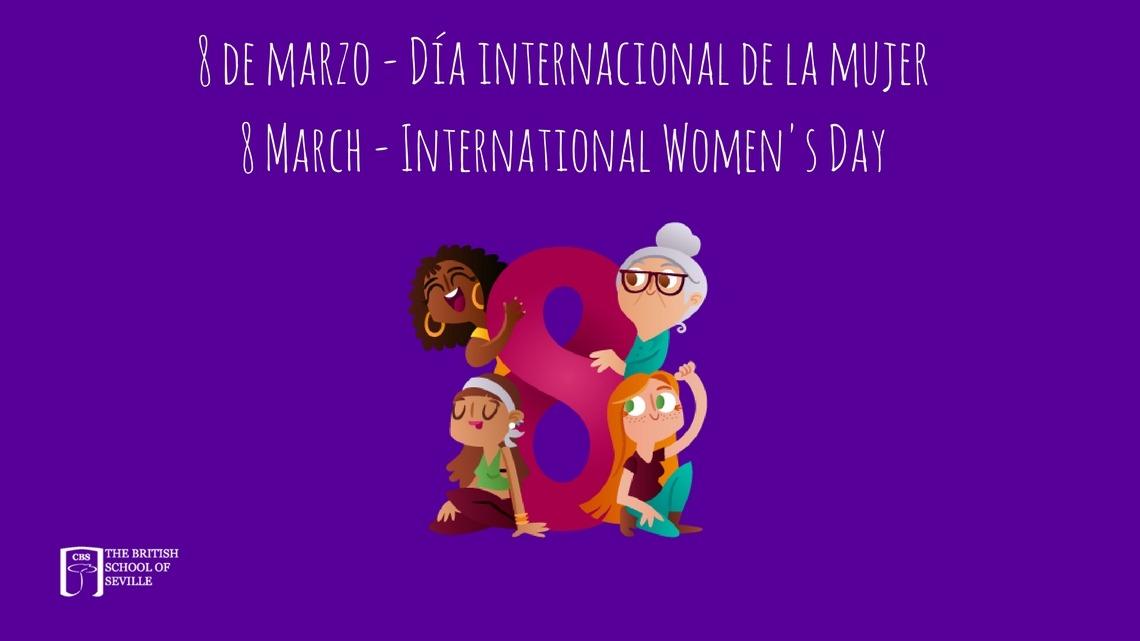 8 de Marzo – Celebración del Día de la Mujer en el CBS 2018