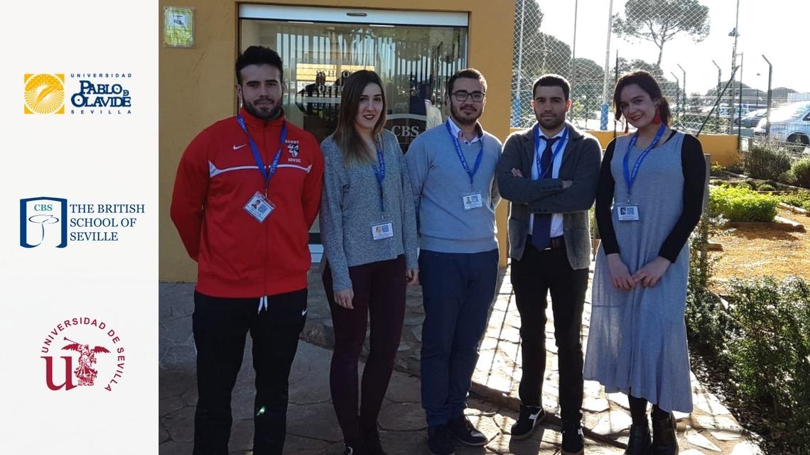 Colaboración del CBS con la Universidad de Sevilla y la Universidad Pablo de Olavide