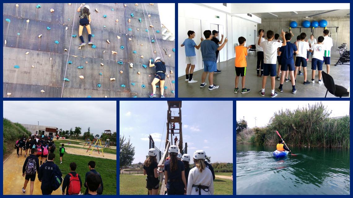 KS3 visita El parque de Las Graveras en La Rinconada