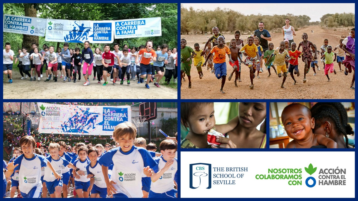 El CBS participará en la Carrera contra el hambre el Viernes 18 de Mayo 2018