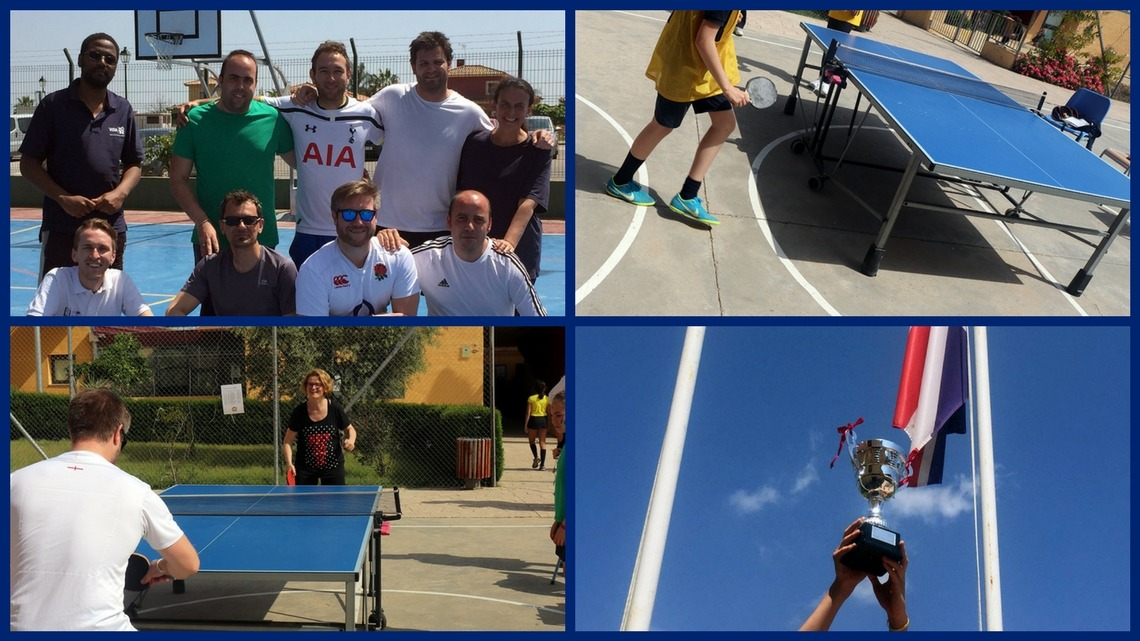 Día del deporte de Secundaria – Secondary Sports Day at CBS 2018