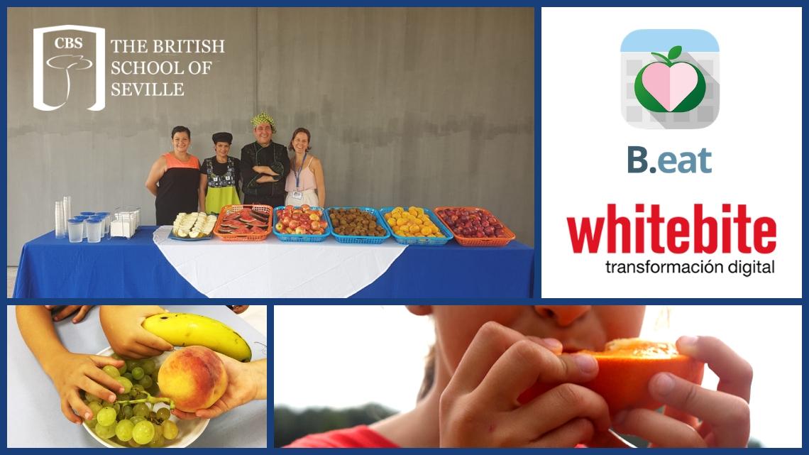 Nueva App para el Comedor Colegio CBS – Apostando por hábitos de vida saludables
