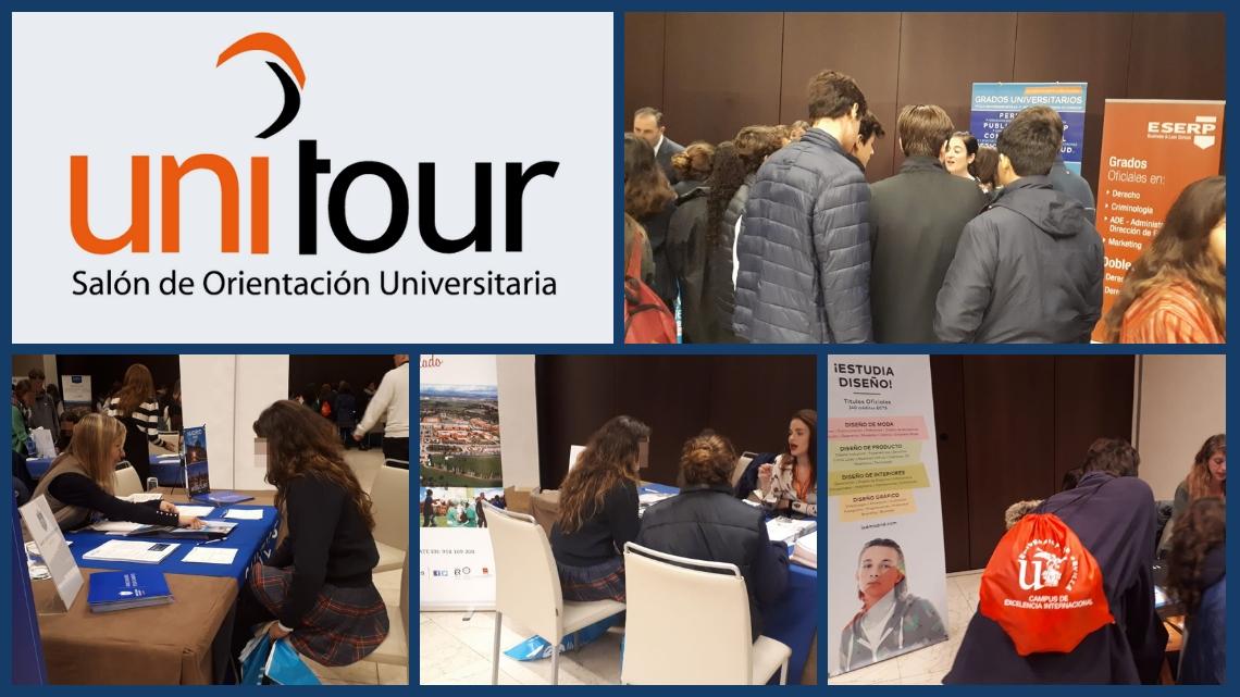 Year 11 & Year 12 visitan UNITOUR, el Salón de Orientación Universitaria