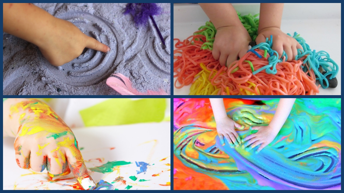 The importance of Messy play in a child's development – Juego libre