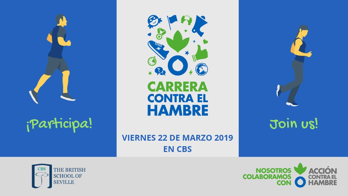 Carrera contra el Hambre en CBS – Race Against Hunger 2019