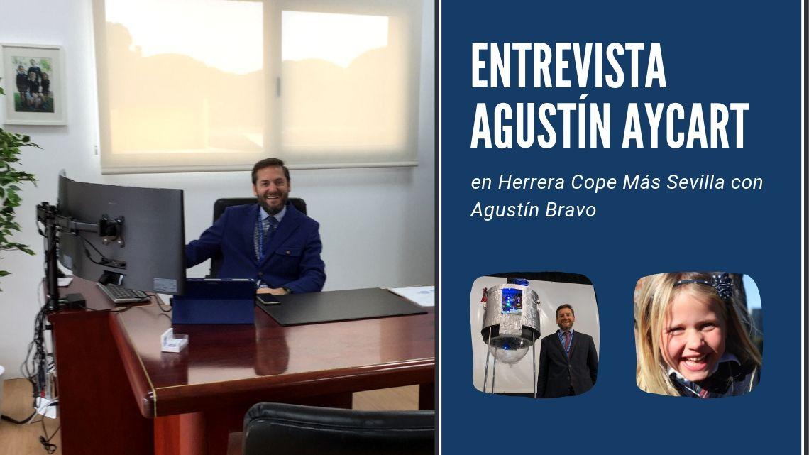 Entrevista a Agustín Aycart sobre Conferencia de Educación Emocional en el CBS