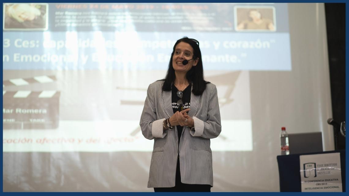 CONFERENCIA EDUCATIVA 2019 EDUCACIÓN EMOCIONAL: Educar con 3 Cs: capacidades, competencias y corazón