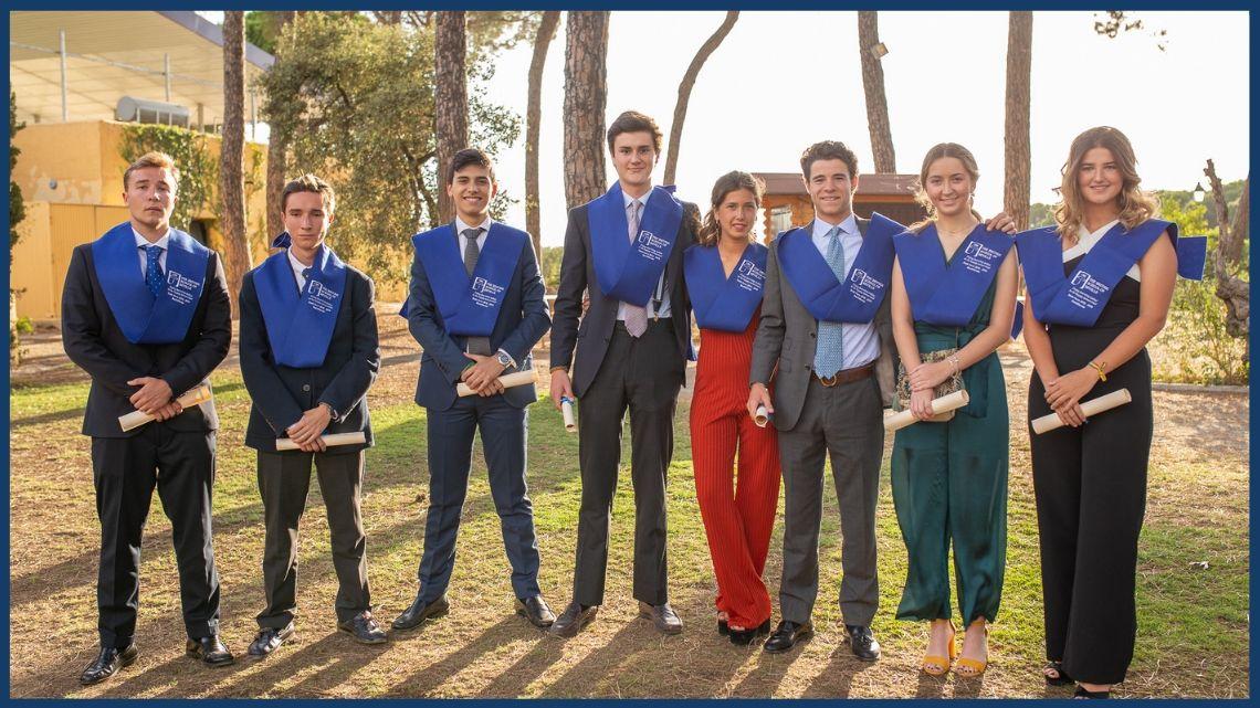 Ceremonia graduación Bachillerato 2018-2019 CBS-5