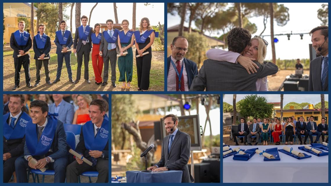 Ceremonia de Graduación Bachillerato Curso 2018-2019 en CBS