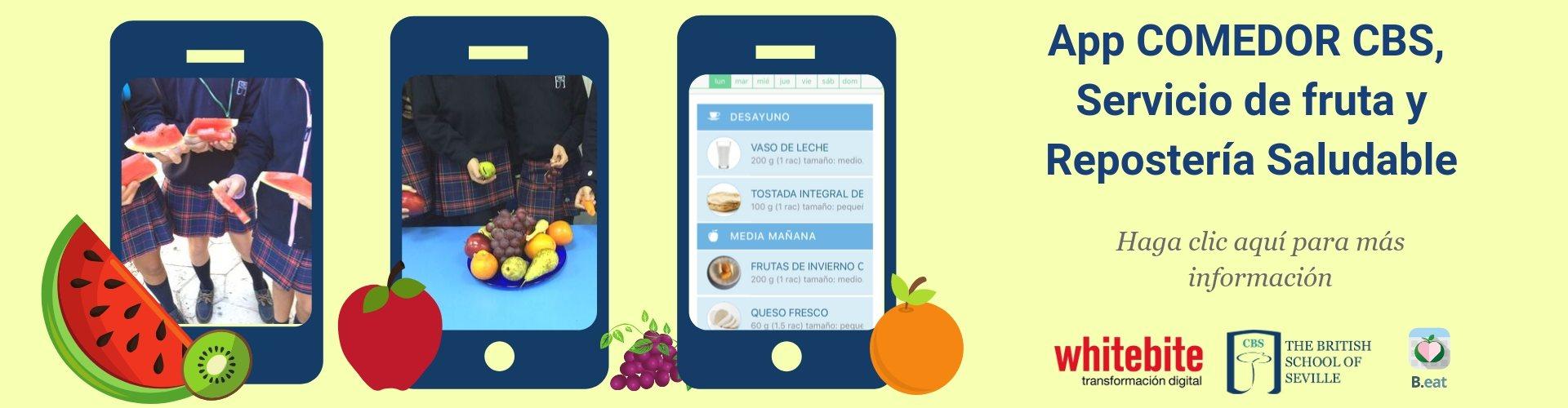 Comedor-CBS-App
