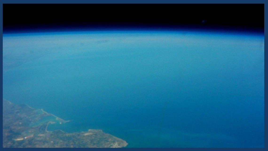 Estratosfera II Lanzamiento Globot en CBS