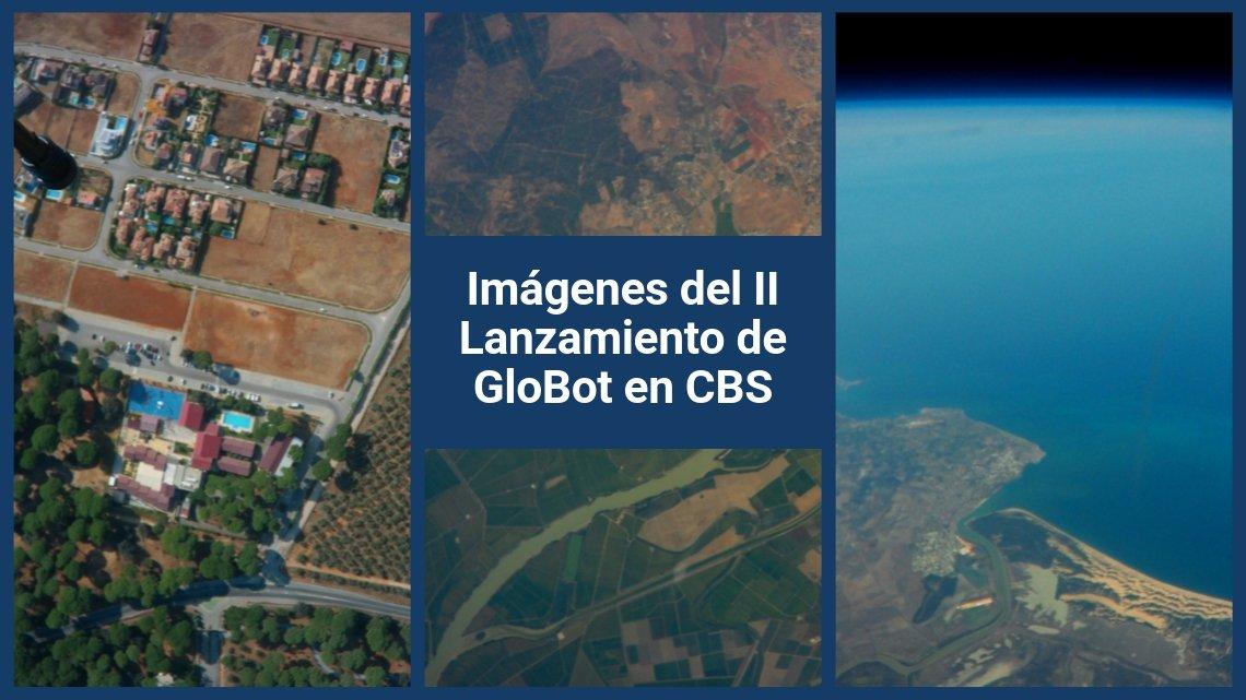 Imágenes del II Lanzamiento proyecto robótico aeroespacial GloBot en CBS