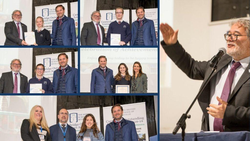 Celebration of Achievement - Cambridge Awards 2020 en CBS 23