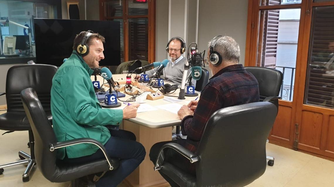 Entrevista a Agustín Aycart, Director de CBS en Sevilla son sus Empresas en Cope Sevilla