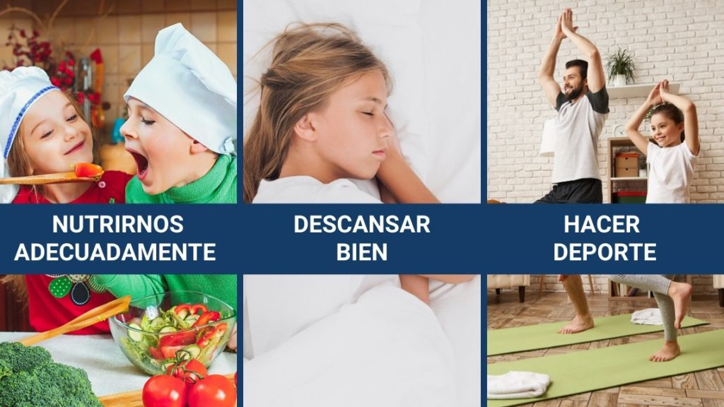 Consejos nutrinos-deporte-descansar-Coronavirus-2