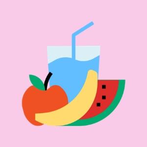 Servicio Fruta - Snack