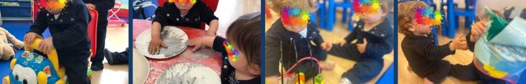 fila cbs pre-school guarderia Experiencia como madre de dos niños en CBS Pre-School