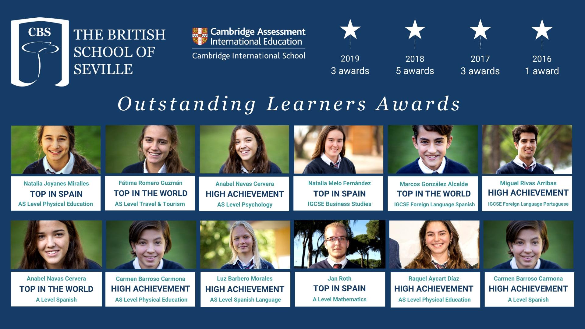 Awards Cambridge Presentation