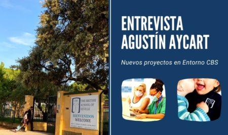 Agustín Aycart habla sobre nuevos proyectos en Entorno CBS en Cope Sevilla