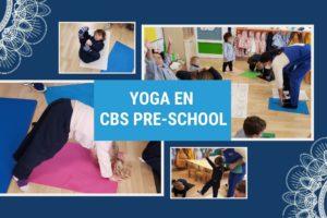 Yoga en CBS Pre-School Centro de Educacion Infantil Bormujos