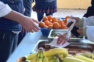 Alimentación y nutrición saludable en CBS-1
