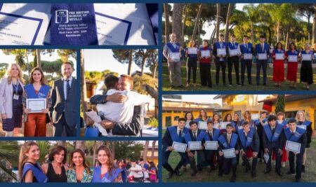 Celebración de Graduación Bachillerato de las promociones 2019-2020 & 2020-2021